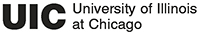 University of Illinois at Chicago (UIC) Logo